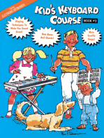 Kid's Keyboard Course