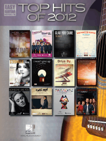 Top Hits of 2012 (Songbook)