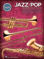 Jazz/Pop Horn Section: Transcribed Horns