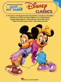 Disney Clasics: E-Z Play Today Volume 213
