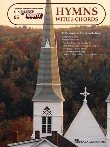 Hymns with 3 Chords: E-Z Play Today Volume 65