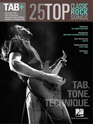 25 Top Classic Rock Songs - Tab. Tone. Technique.