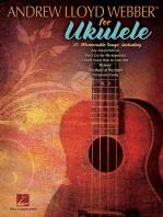 Andrew Lloyd Webber for Ukulele