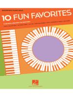 10 Fun Favorites