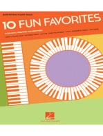 10 Fun Favorites