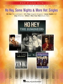 Ho Hey, Some Nights and 3 More Hot Singles