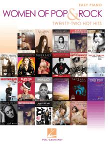 Women of Pop & Rock Songbook
