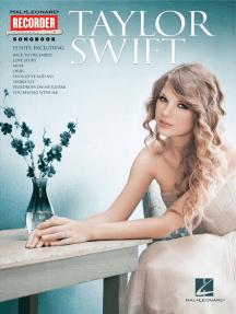 Taylor Swift - Recorder Songbook: Violin Play-Along Book