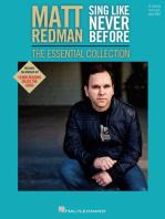 Matt Redman - Sing like Never Before