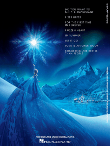Frozen: Music from the Motion Picture Soundtrack E-Z Play Today Volume 212