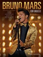 Bruno Mars for Ukulele