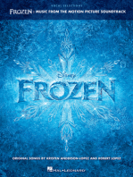 Frozen - Vocal Selections