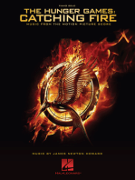 The Hunger Games: Catching Fire: Music from the Motion Picture Score