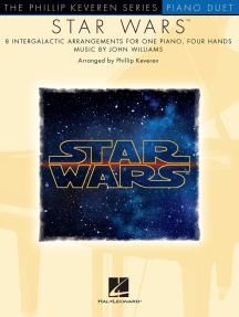 Star Wars: Phillip Keveren Series Piano Duet
