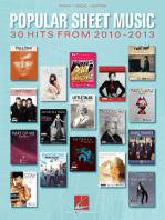 Popular  - 30 Hits from 2010-2013