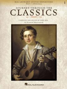 Journey Through the Classics: Book 1: Hal Leonard Guitar Repertoire