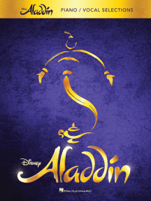 Aladdin - Broadway Musical: Piano/Vocal Selections