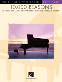 10,000 Reasons: arr. Phillip Keveren The Phillip Keveren Series Easy Piano