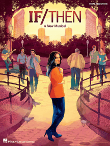 If/Then -¦A New Musical: Vocal Line with Piano Accompaniment