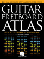 Guitar Fretboard Atlas: Get a Better Grip on Neck Navigation