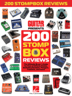 Guitar World Presents 200 Stompbox Reviews