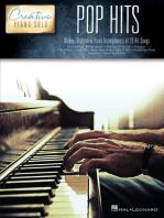 Pop Hits - Creative Piano Solo