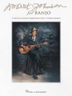 Robert Johnson for Banjo