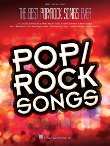 Best Pop/Rock Songs Ever