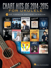 Chart Hits of 2014-2015 for Ukulele
