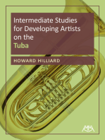 Intermediate Studies for Developing Artists on Tuba