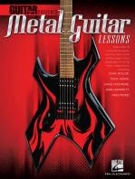 Guitar World Presents Metal Guitar Lessons