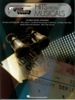 Hits from Musicals - 3rd Edition: E-Z Play Today Volume 7