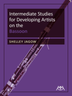 Intermediate Studies for Developing Artists on the Bassoon