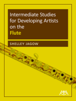 Intermediate Studies for Developing Artists on the Flute