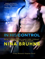 In His Control - a sexy, full-length adventurous romantic thriller