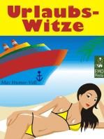 Urlaubs-Witze - die besten Witze über Ferien und Urlaub