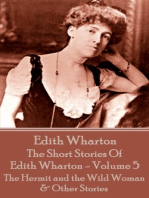 The Short Stories Of Edith Wharton - Volume V