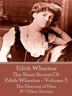 The Short Stories Of Edith Wharton - Volume III