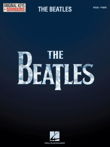 The Beatles - Original Keys for Singers