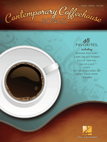Contemporary Coffeehouse Songs (Songbook)