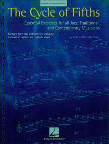 The Cycle of Fifths: Essential Exercises for All Jazz, Traditional and Contemporary Musicians