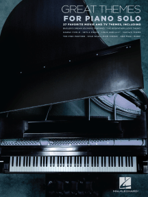 Great Themes for Piano Solo: 27 Movie and TV Themes