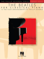 The Beatles for Classical Piano