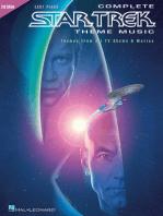 Complete Star Trek® Theme Music - 2nd Edition