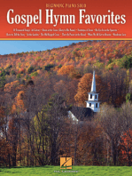 Gospel Hymn Favorites