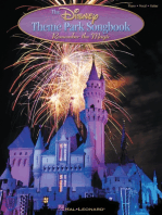The Disney Theme Park Songbook: Remember the Magic