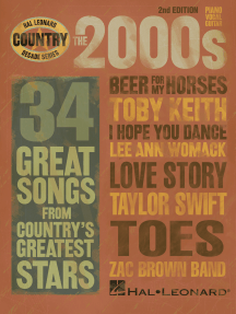 The 2000s - Country Decade Series (Songbook)