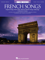 The Big Book of French Songs