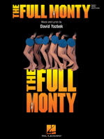The Full Monty: Piano/Vocal Highlights