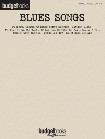 Blues Songs: Budget Books